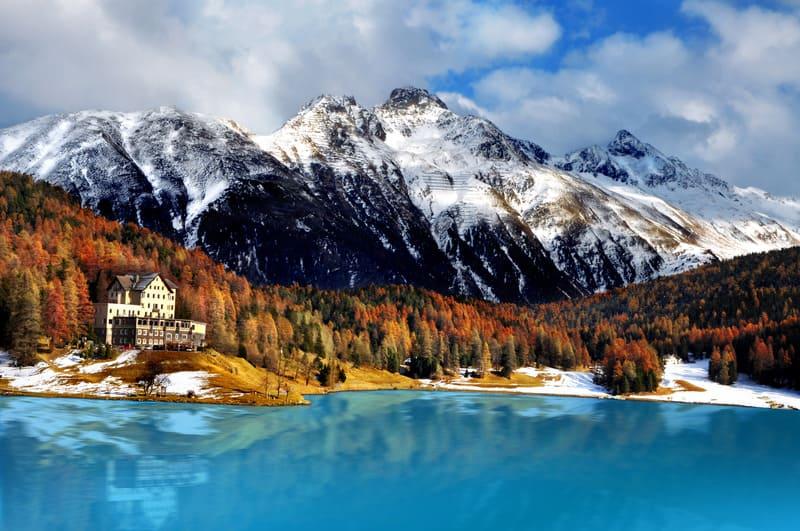 Suíça - Um pedaço do Paraíso - 7 Cidades Perfeitas
