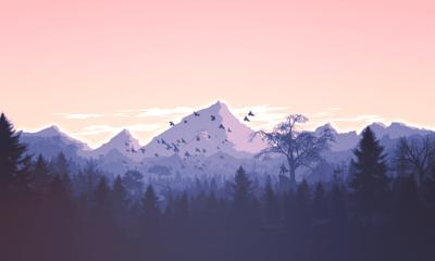 25 fotos de montanhas para o seu celular
