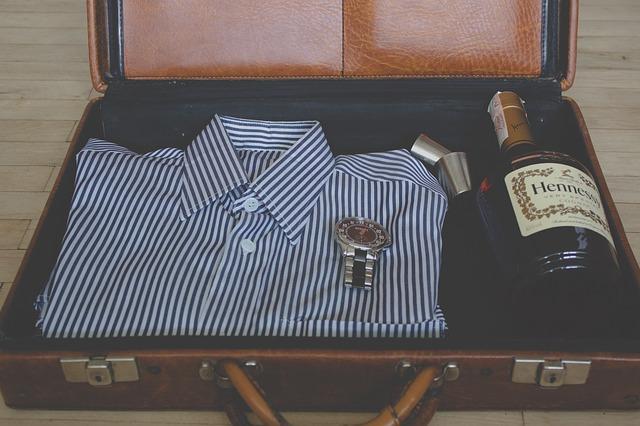 O que colocar na bagagem?